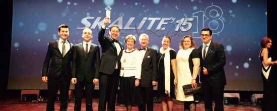 Award Winner Universal Team – 2015 Skalite Best Incoming DMC