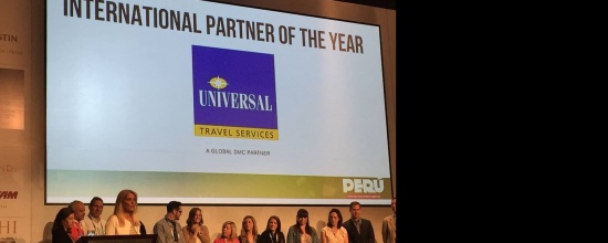 GDP 2015 international Partner of the Year